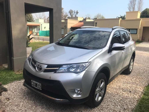 Toyota Rav4 2.0 4x2 Cvt 2013 Full Impecable