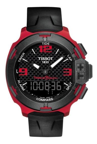 Relógio Tissot T-race Touch Aluminium T081.420.97.207.00