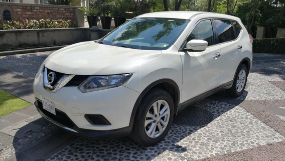 Nissan X-trail 2016 Sense Cvt Piel Reestrenala