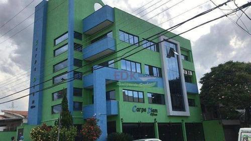 Imagem 1 de 5 de Sala À Venda, 30 M² Por R$ 150.000,00 - Centro - Taubaté/sp - Sa0397