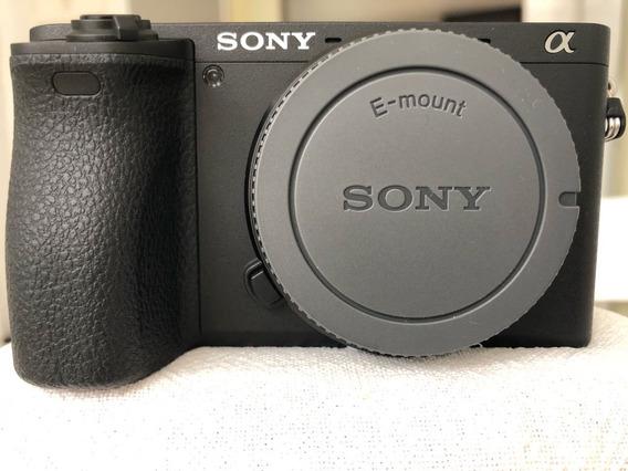 Sony A6500 Nova! Na Caixa! (só O Corpo)