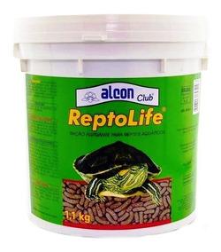 Ração Alcon Reptolife 1kg Tartarugas Mega Promoção