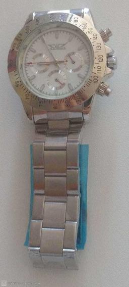 Relógio Jaraga Luxo Clássico Sport