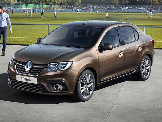 Renault Logan Zen Marrón 1.6 2020 0km Contado/financiado