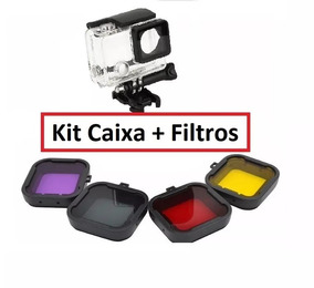 Kit Estanque 3, +carregador Hero 3 + 2x Baterias+adaptador