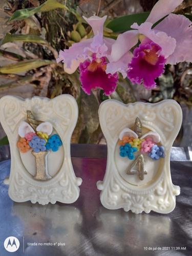Imagem 1 de 3 de Pirulitos, Maçã Gourmet. Cupcakes E Porta Retrato A Gourmet