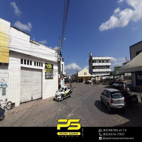 Imagem 1 de 5 de Prédio À Venda, 432 M² Por R$ 990.000,00 - Centro - Itabaiana/pb - Pr0031