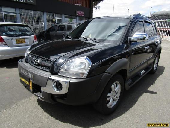 Hyundai Tucson Gl 4x4 Fe