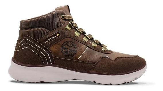 Zapatillas Botas Jaguar Trekking 3009 Hombre 40 Al 45
