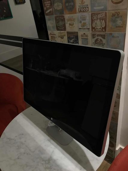 Monitor Apple A1267 Led Cinema Display 24 Polegadas