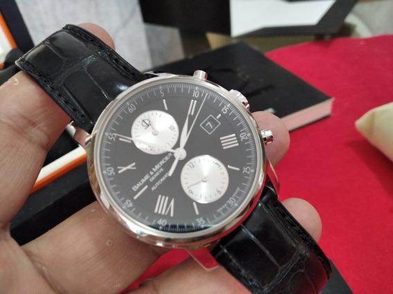 Relógio Balme Mercier Clássima Novíssimo Com Estojo Completo