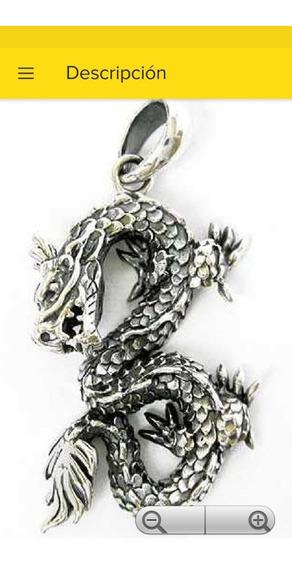 Dragon De Plata 925