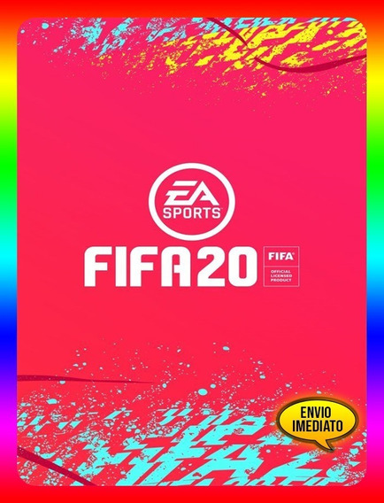 Fifa 20 Português Br Pc - Origin Key (envio Já)