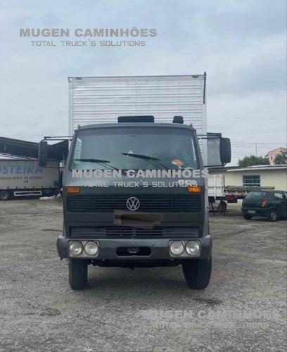 Volkswagen Vw 11.130 1985 Toco Baú 8,50 - Mugen Caminhões