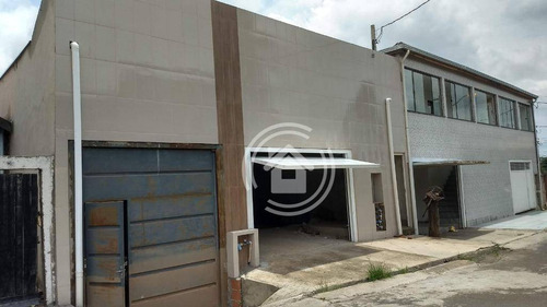 Barracão À Venda, 450 M² Por R$ 699.000,00 - Jardim São Jorge - Piracicaba/sp - Ba0015