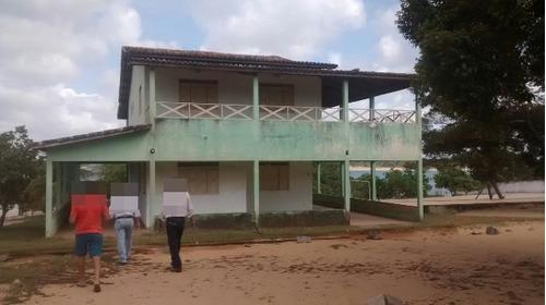 Chácara Com 4 Dormitórios À Venda, 12000 M² Por R$ 800.000,00 - Lagoa Do Bonfim - Nísia Floresta/rn - Ch0007