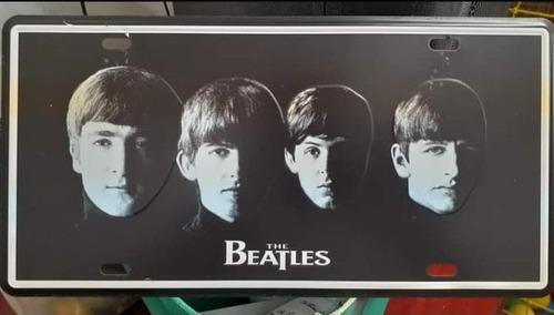 Imagem 1 de 2 de Placa Beatles