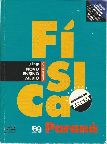 Livro Física, Série Novo Ensino Médio Vol. Único (professor)