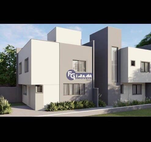 Sobrado Com 3 Dormitórios À Venda, 125 M² Por R$ 410.000,00 - Pinheirinho - Curitiba/pr - So0113