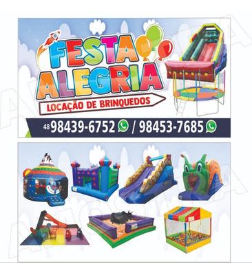 Aluguel De Brinquedos Festas