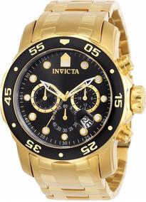 Relógio Invicta Pro Diver 0072 Confiavel Na Altarelojoaria