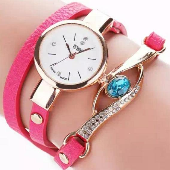 Bonito Reloj Pulsera Para Mujer