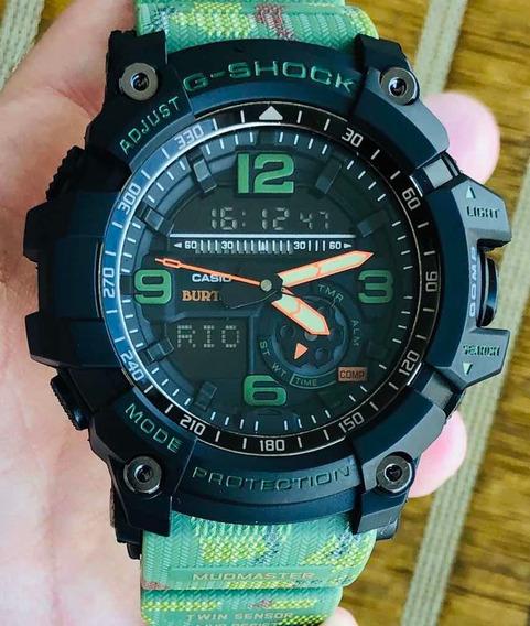 Relógio G-shock Burton Gg-1000btn-1a Seminovo Gg 1000
