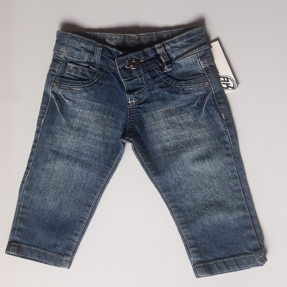 Calça Jeans Bebê Masculina Akiyoshi Jeans