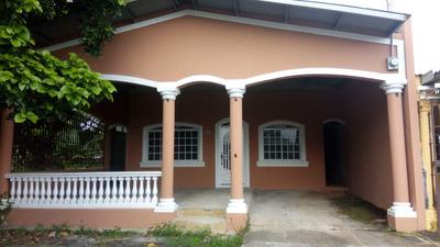 ¡ganga! Vendo Preciosa Casa En La Siesta De Tocumen-cr