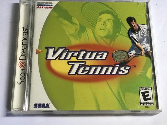Virtua Tennis - Dreamcast - Original