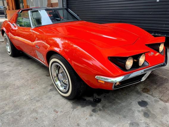 Chevrolet Corvette Stingray T- Top 1969 Unico!!!!