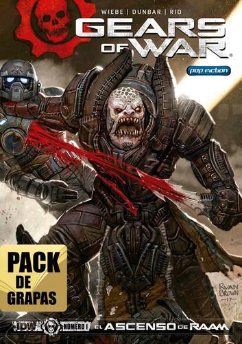 Imagen 1 de 1 de Gears Of War: El Ascenso De Raam (pack)