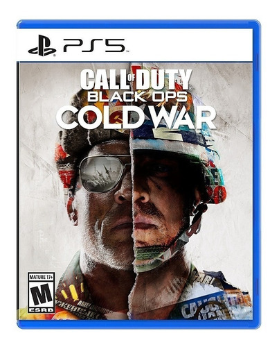 Call of Duty: Black Ops Cold War Standard Edition Activision PS5 Físico