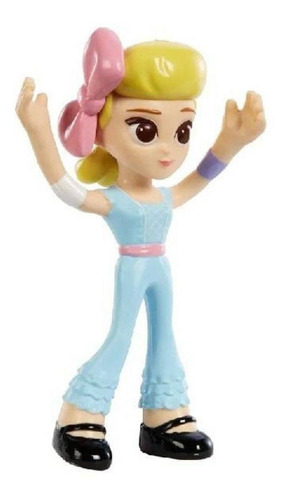 Boneco Articulado Toy Story 4 Bendy Bete Boo Mattel Ggk87