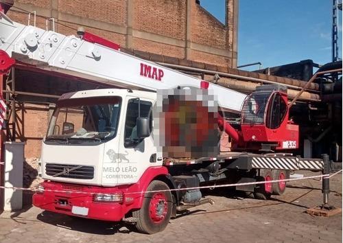Vm 330 - 08/08 - Truck, Guindaste Imk 30.5 Com 2.144 Horas
