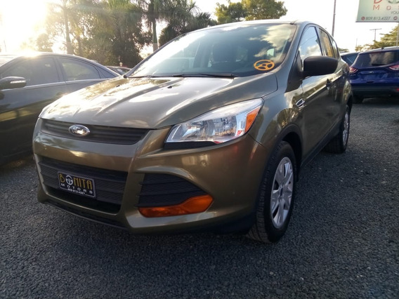 Ford Escape S 2013 Excelentes Condiciones