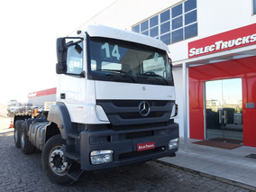 Mercedes-benz Axor 3344 - Selectrucks