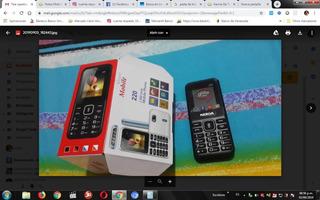 Telefono Nokia 220 Basico Con Redes Sociales 20 T