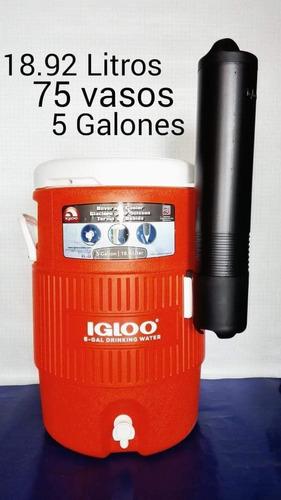 Imagen 1 de 1 de Termo Refresquero De 18.9 Litros. Cinco Galones. Nuevo.  Ma