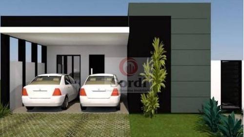 Casa À Venda, 140 M² Por R$ 770.000,00 - Distrito De Bonfim Paulista - Ribeirão Preto/sp - Ca2954
