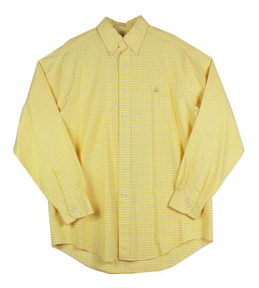 Camisa Brooks Brothers Madison Plaid Talla M