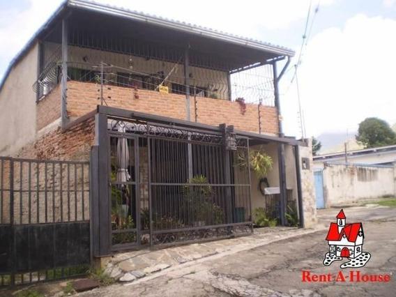 Casa En Venta El Limón, Maracay 21-9338 Hcc