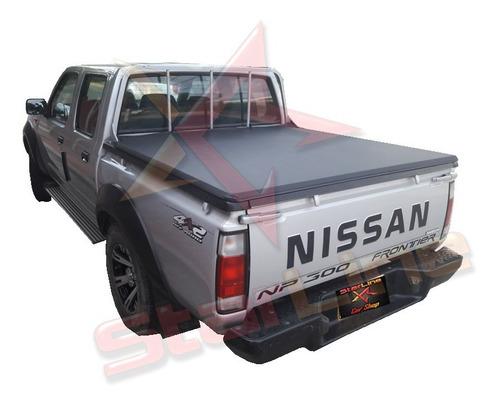 Carpa Plana Nissan Frontier D21 Enrollable Camioneta