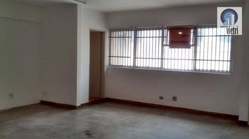 Sala Para Alugar, 40 M² Por R$ 1.400,00/mês - Vila Leopoldina - São Paulo/sp - Sa0096