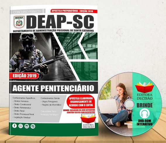 Apostila Deap Sc Agente Penitenciário Preparatória 2019