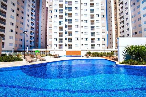 Imagem 1 de 15 de Apartamento Para Venda Em São Caetano Do Sul, Jardim São Caetano, 2 Dormitórios, 1 Suíte, 2 Banheiros, 2 Vagas - Viva2jdsc