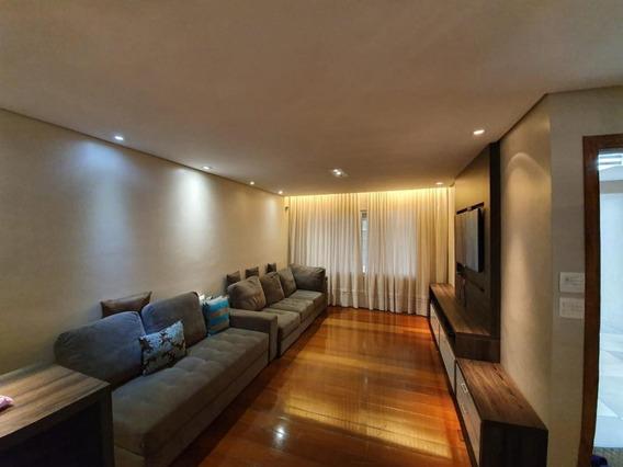 Excelente Sobrado Com 3 Suítes À Venda, 180 M² Por R$ 1.250.000 No Bolsão Residencial City Campo Grande - São Paulo/sp - So4731