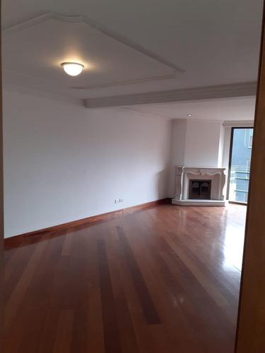 Imagen 1 de 14 de Arriendo Apartartamento Chapinero Alto