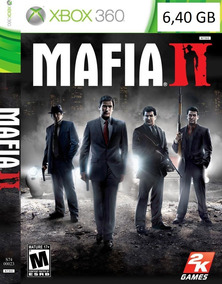 Máfia 2 Xbox 360 - Mídia Digital