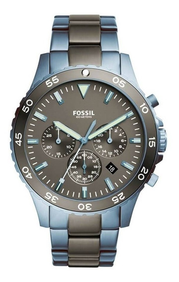 Relógio Fossil Crewmaster Masculino Ch3097/5pn